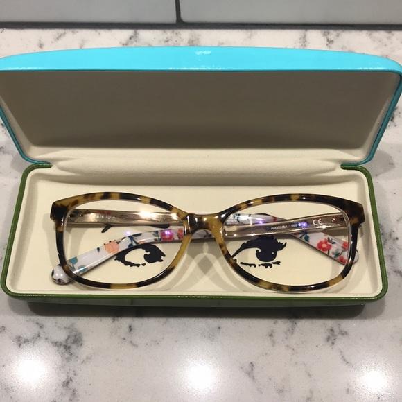 c1b9f4b18fe kate spade Accessories - Kate Spade Angelisa frames   RX lenses